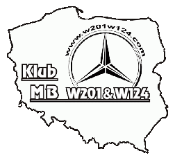 KLUB MERCEDES-BENZ W201&W124 - FORUM - logo.